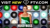 Hugo Boss New York Fashion Week Spring/Summer 2017   FTV.com