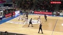 Basket. CEP Lorient - UJAP Quimper