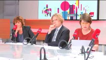 Retrouvez la première partie de Questions politiques avec Laurent Berger
