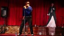 Richard Wolfe sings 'Jailhouse Rock' Elvis Week 2016