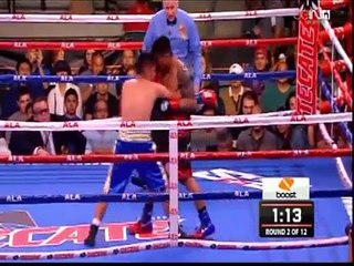 Mark Magsayo vs. Ramiro Robles Full Fight