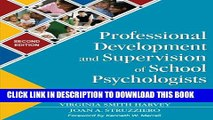[PDF] Professional Development and Supervision of School Psychologists: From Intern to Expert Full