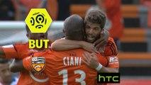 But Jimmy CABOT (51ème) / FC Lorient - Olympique Lyonnais - (1-0) - (FCL-OL) / 2016-17