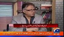 Hassan Nisar Praises Imran Khan in beautiful words once again.