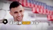 """Canal Football Club - Rachid Ghezzal: """"Je Suis Un Soldat de l'OL"""""""