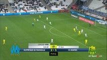 Olympique Marseille 2-1 Nantes - All Goals & Full Highlights HD