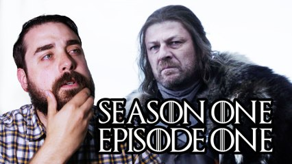 EJ Reviews: Game of Thrones Season 1, Episode 1