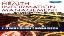 [PDF] Today s Health Information Management: An Integrated Approach Full Online