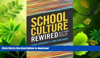 READ  School Culture Rewired: How to Define, Assess, and Transform It  PDF ONLINE