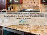 Top Quality Granite in Panchkula - Jai Mata Marble & Granite House