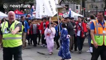 Londoners experience Japanese culture during Japan Matsuri festival