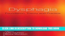 [PDF] Dysphagia: Foundation, Theory and Practice Full Online