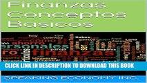 [PDF] Finanzas Conceptos Basicos: Finanzas (Spanish Edition) Popular Online[PDF] Finanzas
