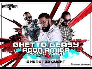 Ghetto Geasy & Agon Amiga - CHeck IN | TERRACE