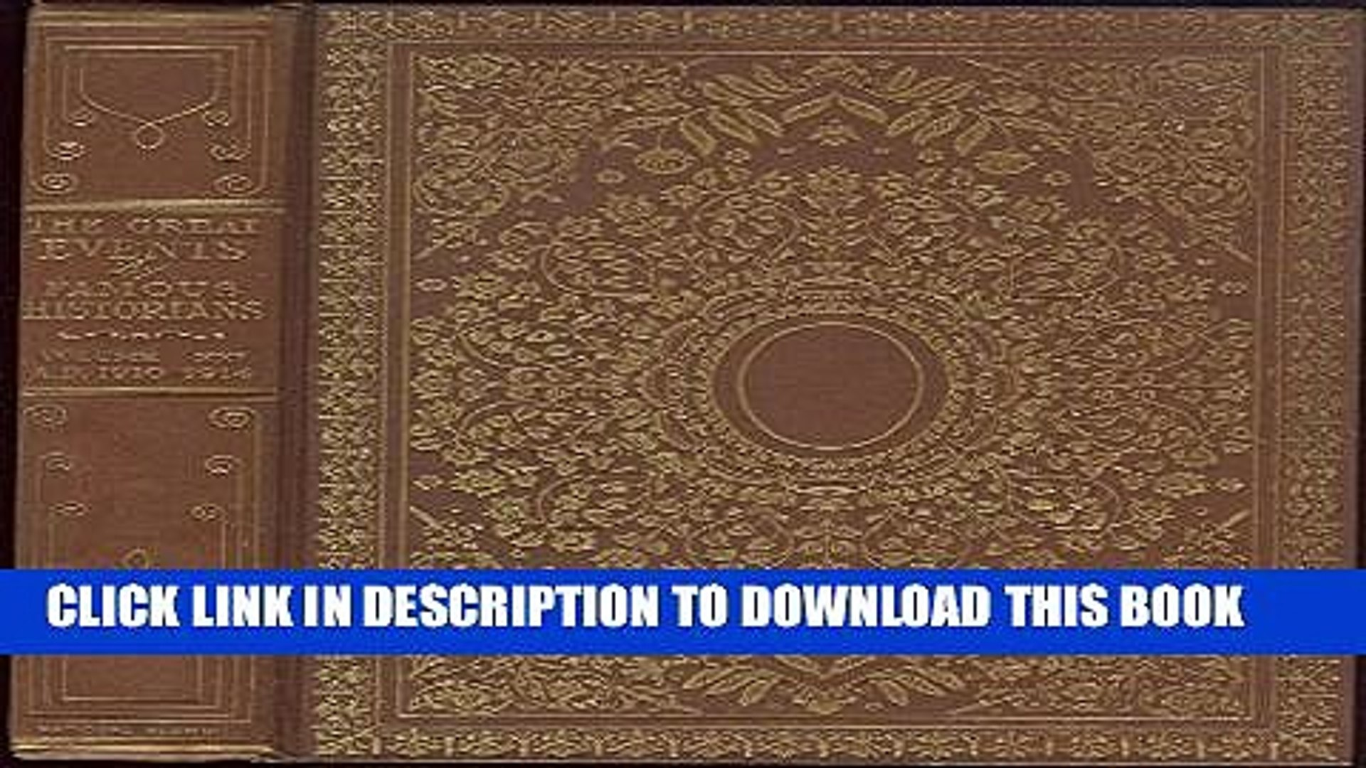 [PDF] The Great Events by Famous Historians A.D. 1910-1914, Volume XXI (21) Popular Online