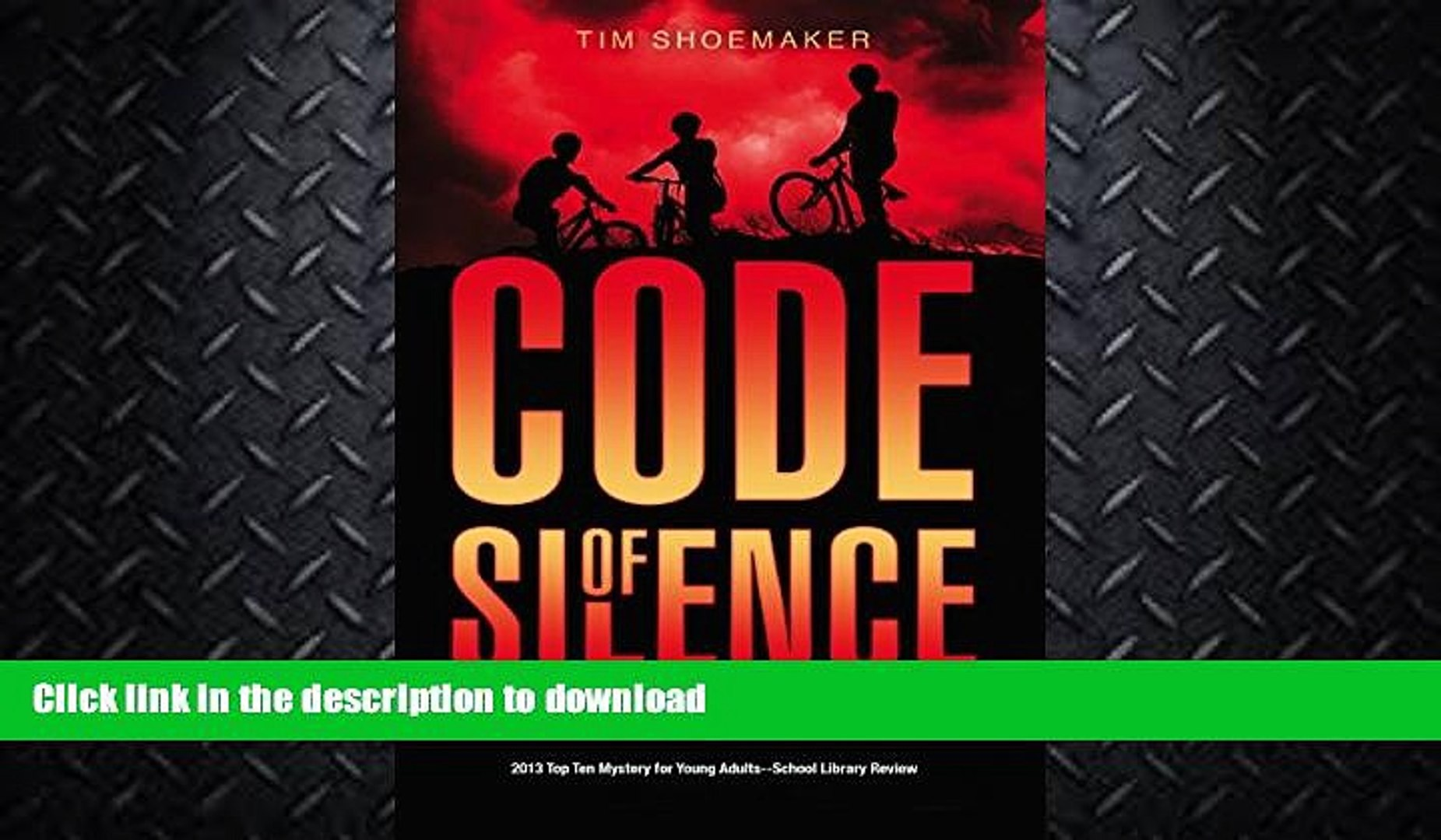 READ  Code of Silence: Living a Lie Comes with a Price (A Code of Silence Novel) FULL ONLINE