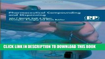 [PDF] Pharmaceutical Compounding and Dispensing (W/Supplementary Video Clips CD) Full Online