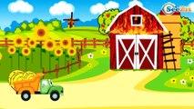 Et la Grue à City of cars   Voitures pour bébés   Dessin animés de voitures - camions pour enfants