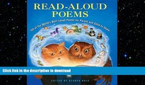 FAVORITE BOOK  Read-Aloud Poems: 120 of the World s Best-Loved Poems for Parent and Child to