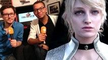Impressions Kingsglaive Final Fantasy XV