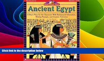 Big Deals  Read-Aloud Plays: Ancient Egypt: 5 Short Plays for the Classroom With Background
