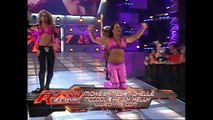 Melina, Layla and Jillian Hall vs. Mickie James, Michelle McCool and Kelly Kelly