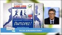 33ème course pédestre du Lion, de Montbéliard à Belfort