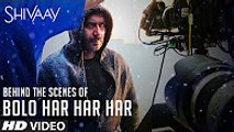 "Making of ""BOLO HAR HAR HAR"" Video Song | SHIVAAY Title Song | Ajay Devgn |Mithoon Badshah"
