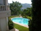 Visite vente maison avec piscine Nice – Alpes maritimes - Annonce Maison à vendre Colline de Bellet