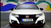 0-290 km-h Honda Civic Type R 2016 Top Speed