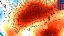 คลื่นความร้อนขนาดใหญ่กระหน่ำอเมริกา ร้อนกว่าค่าเฉลี่ย 6.6 องศาเซลเซียส