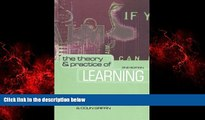 FREE PDF  The Theory and Practice of Learning (National Health Informatics Collection)  BOOK ONLINE