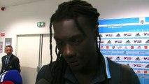 Ligue 1   OM - Nantes: réactions d'après match de Bafétimbi Gomis