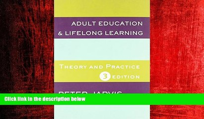 READ book  Adult Education and Lifelong Learning: Theory and Practice  FREE BOOOK ONLINE
