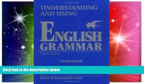 Big Deals  Understanding and Using English Grammar Workbook, Third Edition  Free Full Read Best