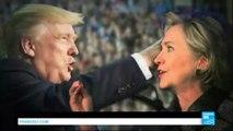 Présidentielles US : de JFK/Nixon à Trump/Clinton, retour en images sur les débats télévisés aux États-Unis