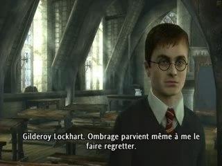 Harry potter et l'ordre du phoenix : the game vidéo 6