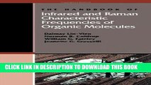 [PDF] The Handbook of Infrared and Raman Characteristic Frequencies of Organic Molecules Full