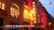 Dans les coulisses du Fantôme de l'opéra au théâtre Mogador