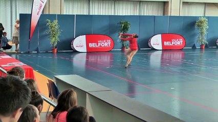 Soirée des Champions 2016 - 37 - Junior Elite - Océane VRASTOR