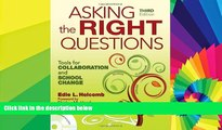 Big Deals  Asking the Right Questions: Tools for Collaboration and School Change  Free Full Read
