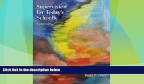 Big Deals  Supervision for Today s Schools  Best Seller Books Best Seller