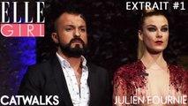 Catwalks, une décennie de mode à Paris avec Inna Modja I Extrait Julien Fournié #1 | En exclusivité sur ELLE Girl