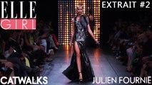 Catwalks, une décennie de mode à Paris avec Inna Modja I Extrait Julien Fournié #2 | En exclusivité sur ELLE Girl