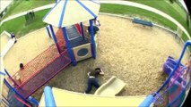 Ultimate Parkour and Freerunning Fail Compilation 2014