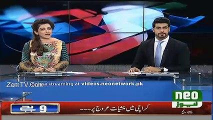 Neo News 9 PM Bulletin – 27th September 2016