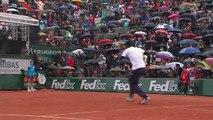 ATP - Tennis - Gaël Monfils et Laurent Lokoli dans une battle de danse endiablée avant Roland Garros