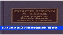 [PDF] Once Upon a Time: The Films of Sergio Leone Popular Colection