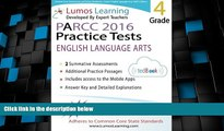 Big Deals  Common Core Assessments and Online Workbooks: Grade 4 Language Arts and Literacy, PARCC