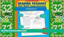 Big Deals  Inference (Reading Passages That Build Comprehension)  Best Seller Books Best Seller